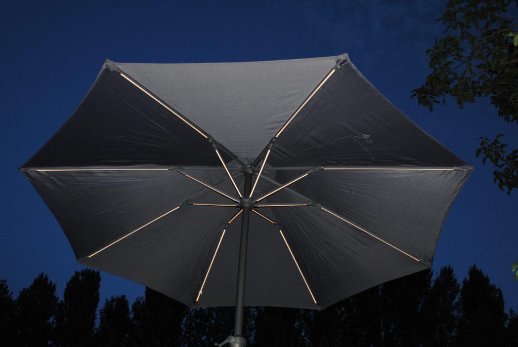Location parasol led 300 cm diamètre Tours 37 indre et loire 41