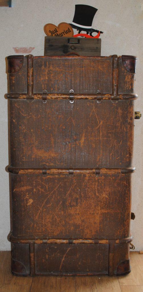 malle ancienne coffres en bois valiseslocation événement 37