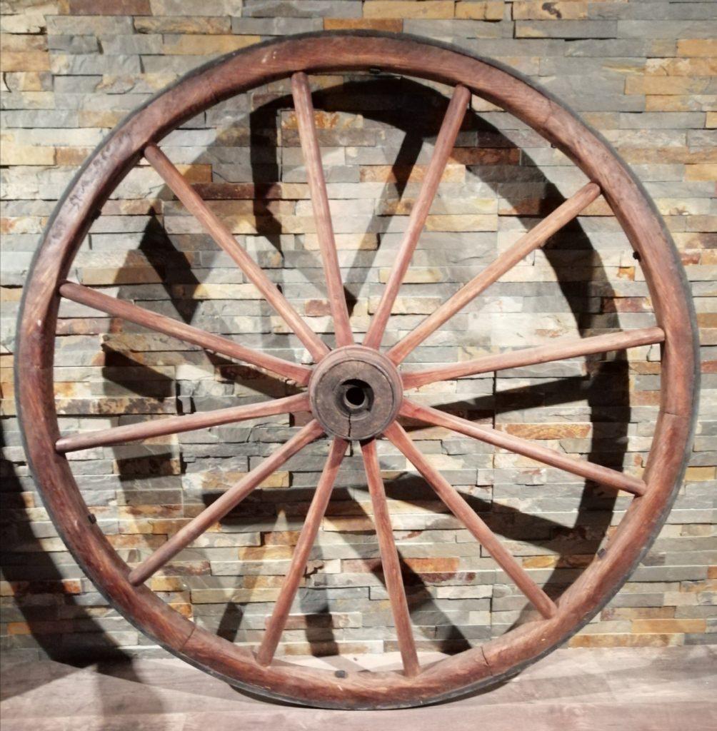 Grande roue de charrette location