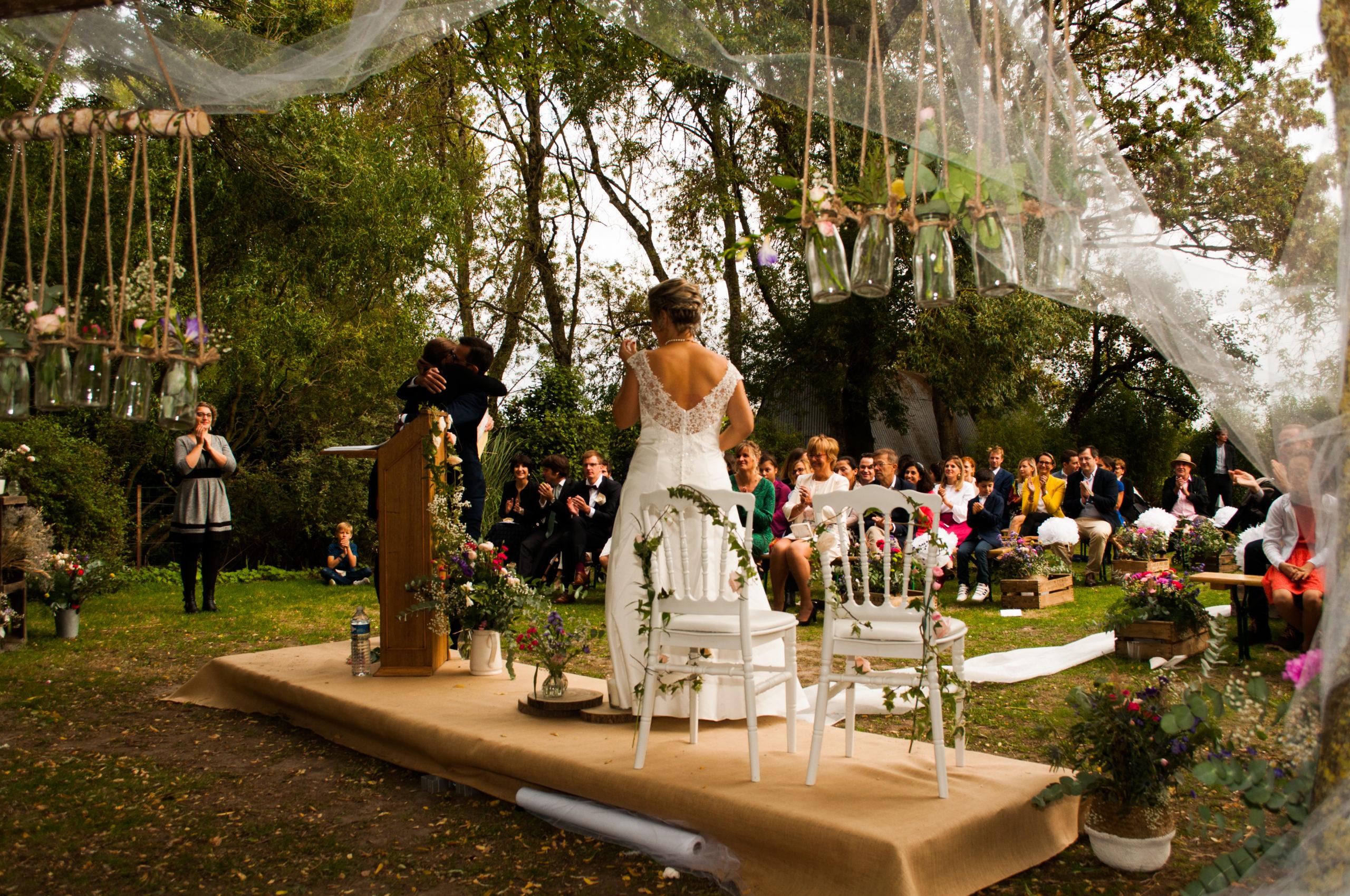 cérémonie laïque location accessoires mobilier et décorations Tours 37 indre et loire