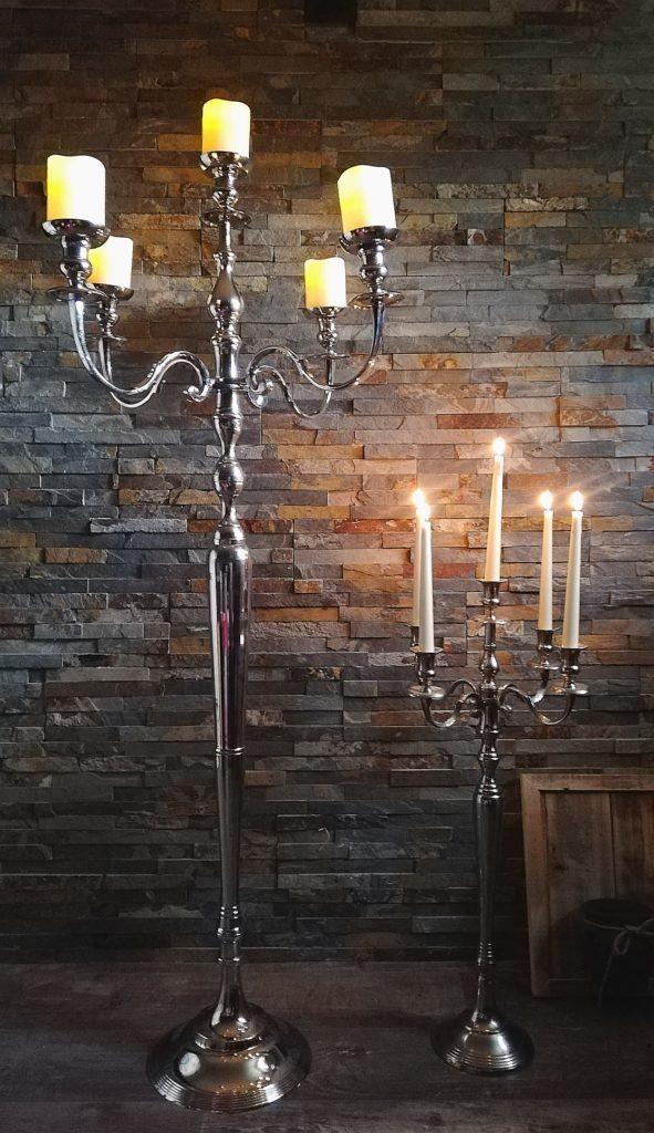 Candélabre chandelier 150 cm location Tours 37 indre et loire