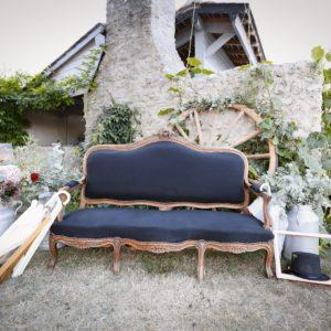 Location de banquettes vintage Tours 37 indre et loire